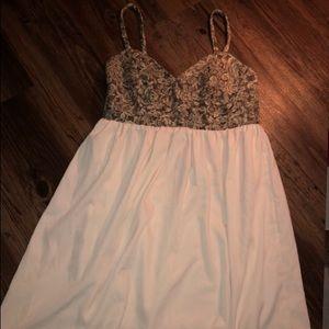 Short flowy dress